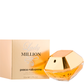 Bild: Paco Rabanne Lady Million Eau de Parfum (EdP) 50ml