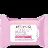 Bild: DIADERMINE Essentials Hydra-Sanfte Reinigungstücher