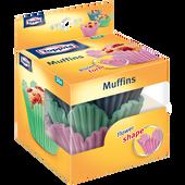Bild: Toppits Muffins Blütenform