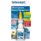 Bild: tetesept: Meerwasser Nasen Spray Care