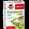 Bild: DOPPELHERZ Folsäure 800 Depot Tabletten