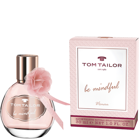 Tom Tailor Be Mindful Woman Eau de Toilette (EdT)