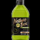 Bild: Nature Box Shampoo Avocado-Öl