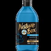 Bild: Nature Box Shampoo Kokosnuss-Öl