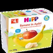 Bild: HiPP Banane in Apfel