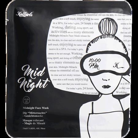 KinGirls Midnight Gesichtsmaske