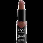 Bild: NYX Professional Make-up Suede Matte Lipstick free spirit