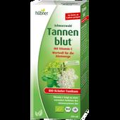 Bild: Hübner Tannenblut Bio-Kräutertonikum