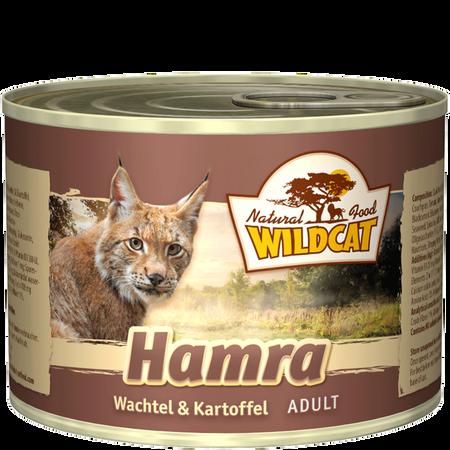 Wildcat Hamra Wachtel Kartoffel
