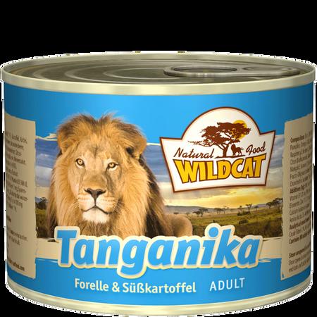 Wildcat Tanganika Forelle Süßkartoffel