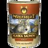 Bild: Wolfsblut Alaska Salmon Lachs Kartoffeln
