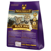 Bild: Wolfsblut Black Bird Puppy Large Breed