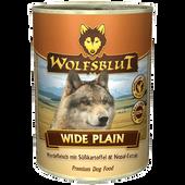 Bild: Wolfsblut Wide Plain Pferdefleisch/Süßkartoffeln