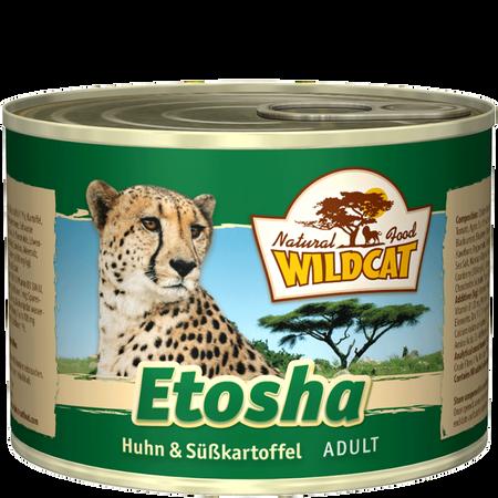 Wildcat Etosha Huhn Süßkartoffel