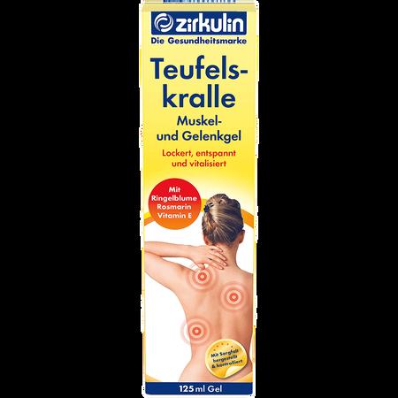 Zirkulin Teufelskralle Muskel- und Gelenkgel