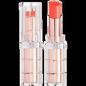 Bild: L'ORÉAL PARIS Color Riche Plump and Shine Lippenstift nectarine plump