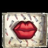 Bild: Tiverton Kiss N'Tell Lippe Rot