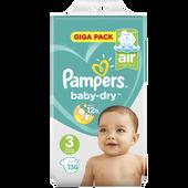 Bild: Pampers Giga Pack Gr. 3 (6-10kg)