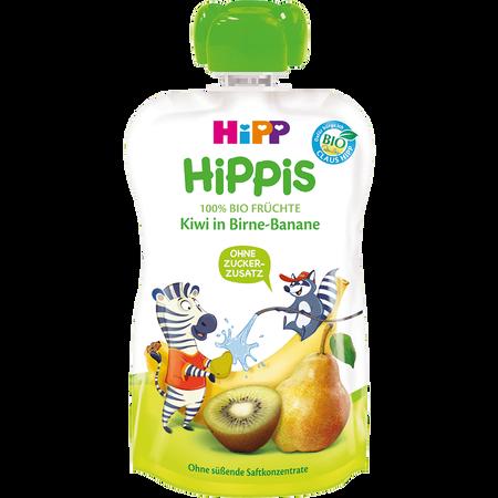 HiPP Hippi Kiwi in Birne-Banane