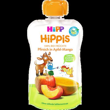 HiPP Hippis Pfirisch in Apfel-Mango