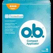 Bild: o.b. Compact Applicator super