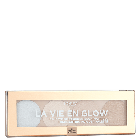 L'ORÉAL PARIS La Vie En Glow Highlighting Powder Palette