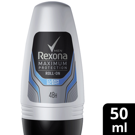 Rexona MEN Maximum Protection Roll-on Clean Scent