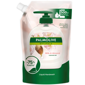 Bild: Palmolive Naturals Flüssigseife Mandel & Milch Nachfüllung