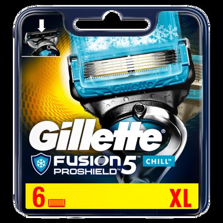 Gillette Fusion PROSHIELD Fusion 5 Proshield Chill Klingen