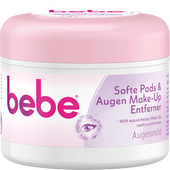 Bild: bebe Young Care Quick & Clean Softe Pads & Augen Make-Up Entferner