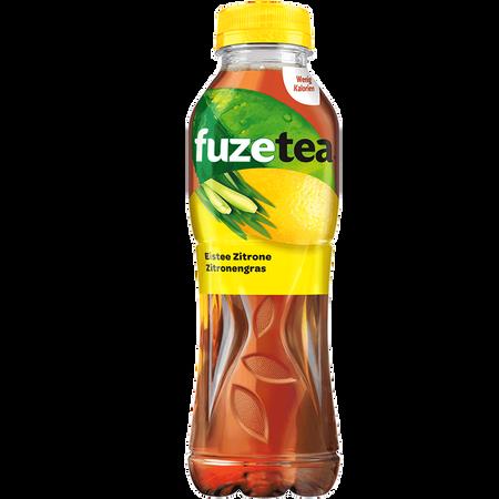 fuzetea Eistee Zitrone - Zitronengras
