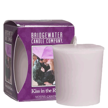 Bridgewater Candle Company Votivkerze Kiss in the Rain