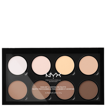 NYX Professional Make-up Highlight & Contour Pro Palette