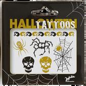 Bild: Jofrika Halloween Tattoos