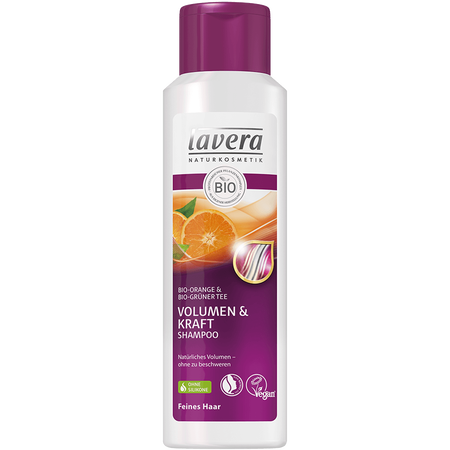 lavera Volumen & Kraft Shampoo