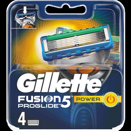 Gillette Fusion 5 ProGlide Power Klingen