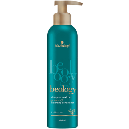 Schwarzkopf beology Deep Sea Extract Cleansing Conditioner
