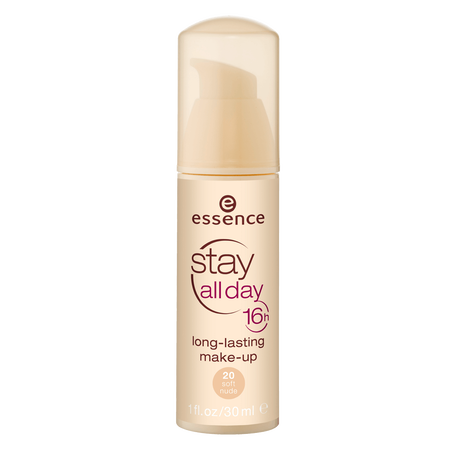 essence Stay All Day 16H Long-Lasting Make Up