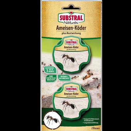 SUBSTRAL Naturen Ameisen-Köder plus Nestwirkung