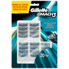 Bild: Gillette Mach3 Rasierklingen