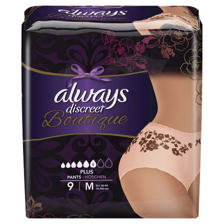always discreet Boutique Pants plus medium