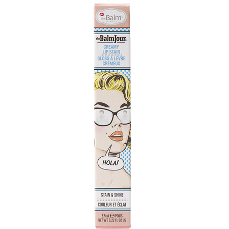 theBalm BalmJour Creamy Lip Stain