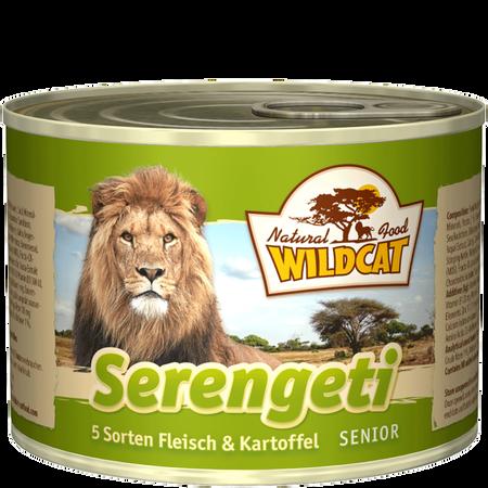 Wildcat Serengeti Senior 5 Sorten