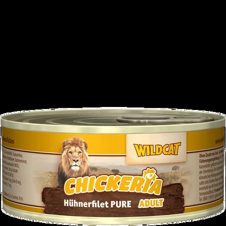 Wildcat Chickeria Pure Hühnerfilet