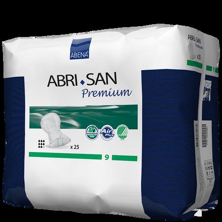 Abena Abri-San Premium 9 Einlagen