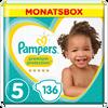 Bild: Pampers Premium Protection Gr.5 Junior 11-16kg MonatsBox