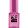 Bild: LOOK BY BIPA Metal Vision Nagellack royal raspberry