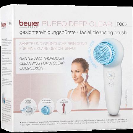 Beurer FC65 Pureo Deep Clear Gesichtsreinigungsbürste