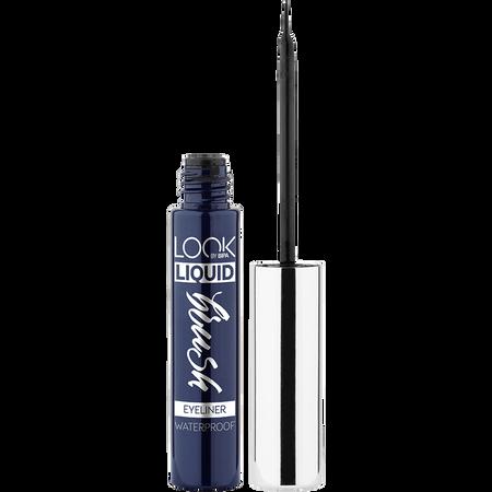 LOOK BY BIPA Liquid Brush Eyeliner waterproof