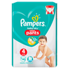 Bild: Pampers Baby-Dry Pants Gr. 4 (9-15kg) Value Pack